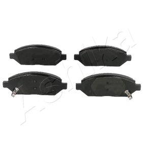 Brake Disc Brake Disc Thickness: 26,0mm, Ø: 281mm with OEM Number 55 249 868