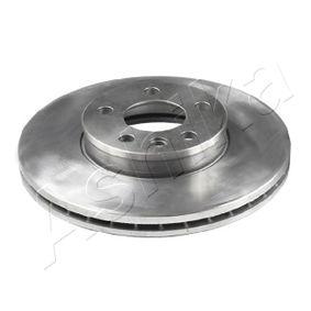 Bremsscheibe Bremsscheibendicke: 26mm, Lochanzahl: 5, Ø: 300mm mit OEM-Nummer 1141782