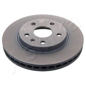 Bremsscheibe Bremsscheibendicke: 30mm, Lochanzahl: 5, Ø: 296mm mit OEM-Nummer 569063