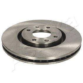 Bremsscheibe Bremsscheibendicke: 26mm, Lochanzahl: 4, Ø: 283mm mit OEM-Nummer 4246 W8