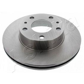 Bremsscheibe Bremsscheibendicke: 24mm, Lochanzahl: 5, Ø: 280mm mit OEM-Nummer 1414 8190