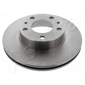 Brake Disc Brake Disc Thickness: 24mm, Num. of holes: 5, Ø: 280mm with OEM Number 1414 8190