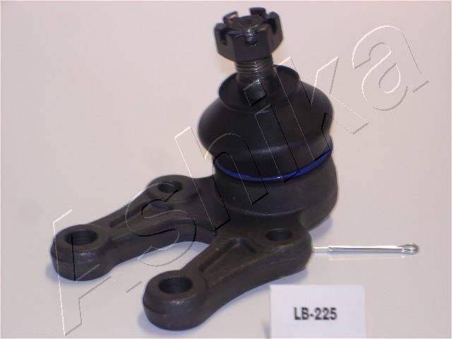 ASHIKA  61-00-0601 Bremsscheibe Bremsscheibendicke: 12mm, Lochanzahl: 4, Ø: 268mm, Ø: 268mm