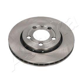 Bremsscheibe Bremsscheibendicke: 22mm, Lochanzahl: 5, Ø: 256mm mit OEM-Nummer 8L0.615.601