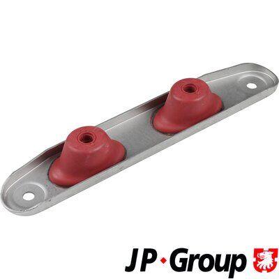 JP GROUP  1121607400 Halter, Abgasanlage