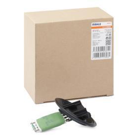 Regler, Innenraumgebläse für Fahrzeuge mit/ohne Klimaanlage mit OEM-Nummer 6Q0 959 263 A