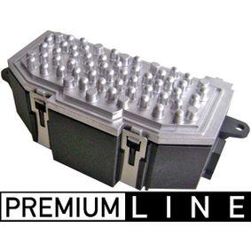 Regler, Innenraumgebläse für Fahrzeuge mit Klimaautomatik mit OEM-Nummer 3C0 907 521G