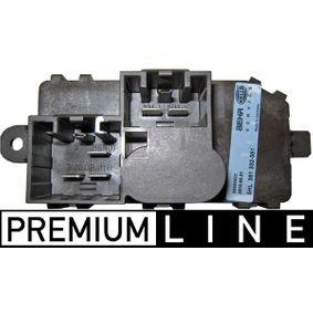 Regler, Innenraumgebläse für Linkslenker, für Fahrzeuge mit Klimaautomatik mit OEM-Nummer 1512406