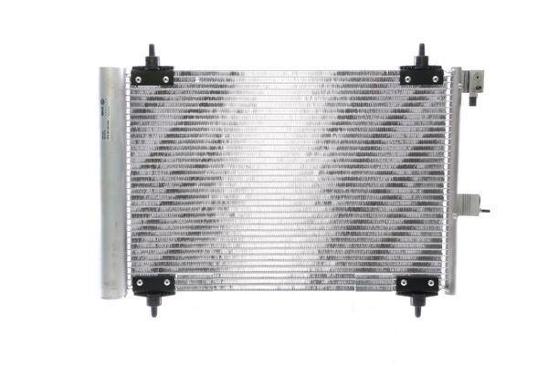 Klimakondensator AC 323 000S MAHLE ORIGINAL AC323000P in Original Qualität