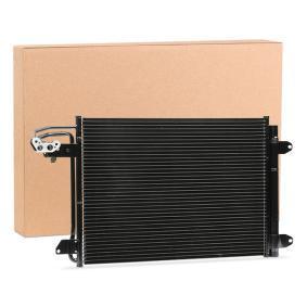 Kondensator, Klimaanlage mit OEM-Nummer 1K0820411AC
