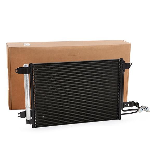 Klimakondensator AC 324 000S MAHLE ORIGINAL AC324000P in Original Qualität