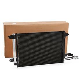 Kondenzátor, klimatizace AC 324 000S Octa6a 2 Combi (1Z5) 1.6 TDI rok 2009