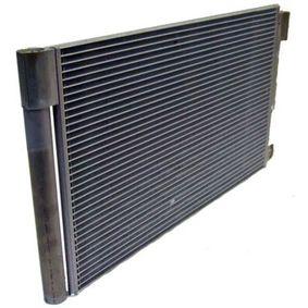 Kondensator, Klimaanlage mit OEM-Nummer 13 31 0103