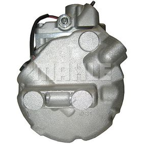 Compresor, aire acondicionado Polea Ø: 114mm con OEM número 4B0 260 805 G