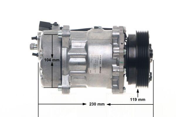 Premium Klimakompressor 8FK3511339671 4009026971659
