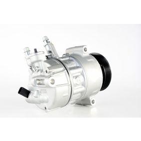 Klimakompressor Riemenscheiben-Ø: 110mm mit OEM-Nummer 1K0 820 808 DX