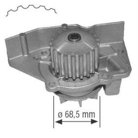 Wasserpumpe mit OEM-Nummer 7903602025