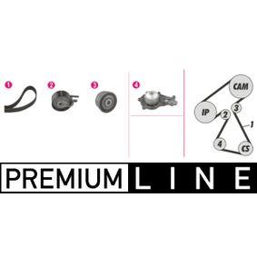 Wasserpumpe + Zahnriemensatz Breite: 25mm mit OEM-Nummer 9400830489