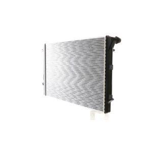 Kühler, Motorkühlung mit OEM-Nummer 1K0 121 251 DD