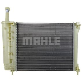 Kühler, Motorkühlung mit OEM-Nummer 1 559 504
