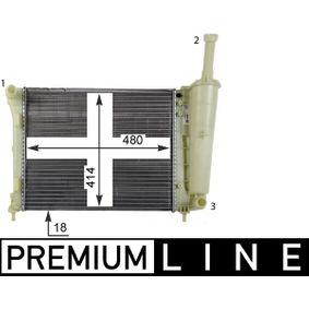 Kühler, Motorkühlung mit OEM-Nummer 51 787 115