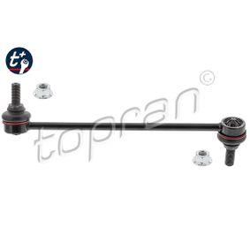 Mercedes W212 E350CDI 4-matic (212.093) Koppelstange TOPRAN 409 234 (E 350 CDI 3.0 4-matic (212.093) Diesel 2012 OM 642.858)