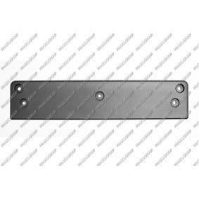 PRASCO  VG4081539 Suportes da placa de matrícula