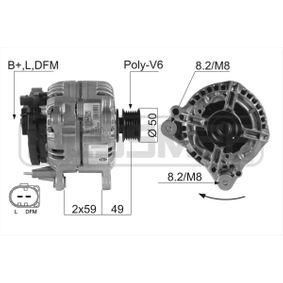 Lichtmaschine mit OEM-Nummer 037903025T
