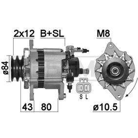 Lichtmaschine mit OEM-Nummer 23100 0F000