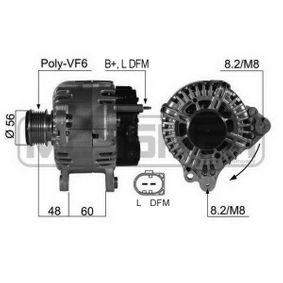 Lichtmaschine mit OEM-Nummer 06F-903-023J