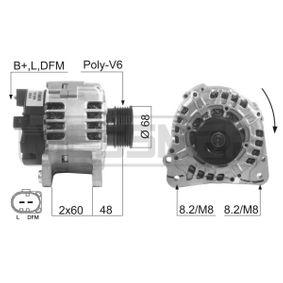 Lichtmaschine mit OEM-Nummer 074 903 025 J