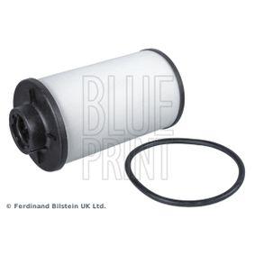 Hydraulikfilter, Automatikgetriebe Länge: 105,4mm, Filtereinsatz mit OEM-Nummer 02E 398 051