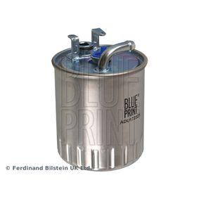 Kraftstofffilter Höhe: 128mm mit OEM-Nummer 611 092 0201
