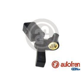 Sensor, Raddrehzahl Pol-Anzahl: 2-polig mit OEM-Nummer WHT 003 863