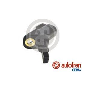 Sensor, Raddrehzahl Pol-Anzahl: 2-polig mit OEM-Nummer BV6T2C2-04FA