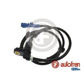 Sensor, wheel speed DS0050 206 Hatchback (2A/C) 1.4 HDi MY 2003