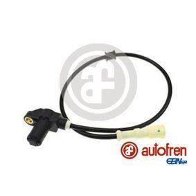 Sensor, Raddrehzahl Pol-Anzahl: 2-polig mit OEM-Nummer 1238 918