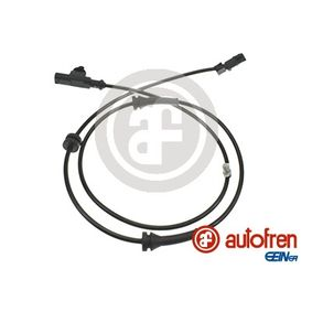 Sensor, wheel speed Number of Poles: 2-pin connector with OEM Number 47910AX610