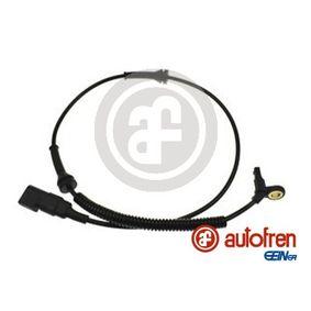 AUTOFREN SEINSA  DS0184 Sensor, Raddrehzahl Pol-Anzahl: 2-polig