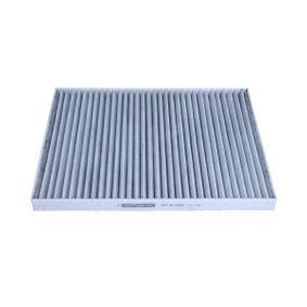 Filter, Innenraumluft Länge: 292mm, Breite: 226mm, Höhe: 21mm mit OEM-Nummer 60814643