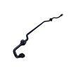 MAXGEAR Hinterachse, mit Gummilager, mit Schellen 723584
