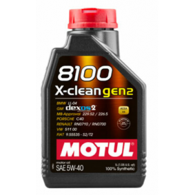 Motoröl mit OEM-Nummer GMDexos2