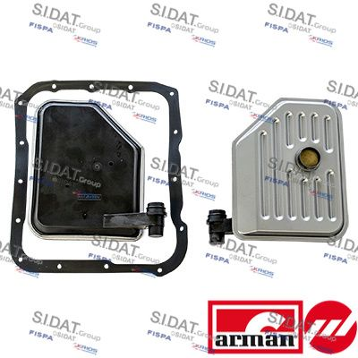 FISPA  57022AS Hydraulikfiltersatz, Automatikgetriebe Getriebeautomatik 4 Gang