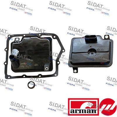 FISPA  57049AS Kit filtro hidráulico, caja automática