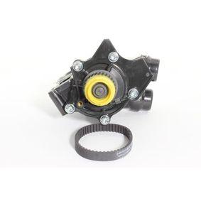 Kit cinghia distribuzione, pompa acqua 10545055 GOLF 6 (5K1) 2.0 GTi ac 2012