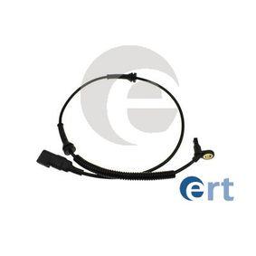 Sensor, Raddrehzahl Pol-Anzahl: 2-polig mit OEM-Nummer 1151 951