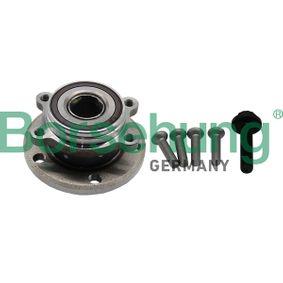 Radlagersatz mit OEM-Nummer 5K0-498-621