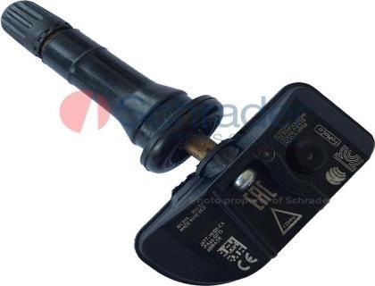 SCHRADER  3109 Radsensor, Reifendruck-Kontrollsystem