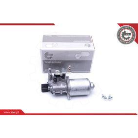 2010 Skoda Fabia Mk2 1.6 Wiper Motor 19SKV032