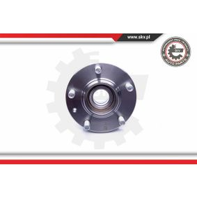 2009 Hyundai Coupe gk 2.0 Wheel Bearing Kit 29SKV199